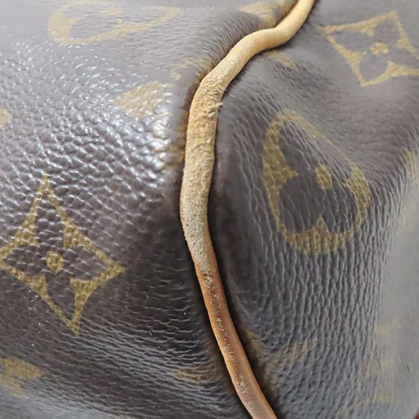 Louis Vuitton(루이비통) M40392 모노그램 캔버스 반둘리에 스피디 35 토트백+숄더스트랩 2WAY [부산서면롯데점] 이미지7 - 고이비토 중고명품