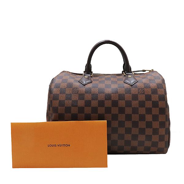 Louis Vuitton(루이비통) N41364 다미에 에벤 캔버스 스피디 30 토트백 [인천점]