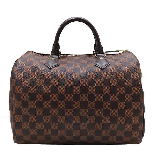 Louis Vuitton(루이비통) N41364 다미에 에벤 캔버스 스피디 30 토트백 [인천점] 이미지2 - 고이비토 중고명품