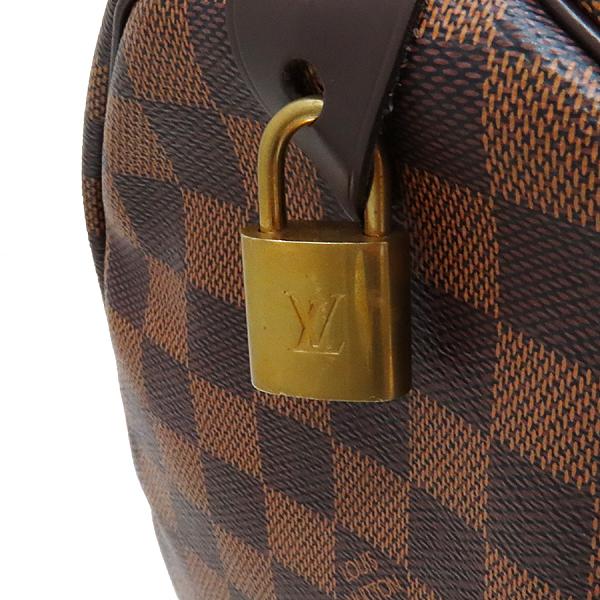 Louis Vuitton(루이비통) N41364 다미에 에벤 캔버스 스피디 30 토트백 [인천점] 이미지5 - 고이비토 중고명품