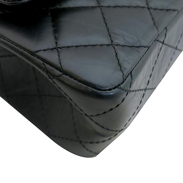 Chanel(샤넬) A37587 빈티지 2.55 M 사이즈 금장 체인 숄더백 [부산센텀본점] 이미지6 - 고이비토 중고명품