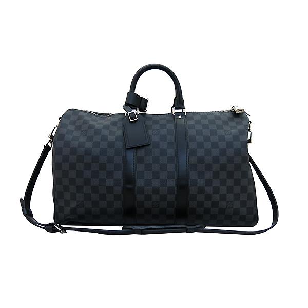Louis Vuitton(루이비통) N41418 다미에 그라피트 캔버스 키폴 45 토트백 + 숄더 스트랩 [부산센텀본점]