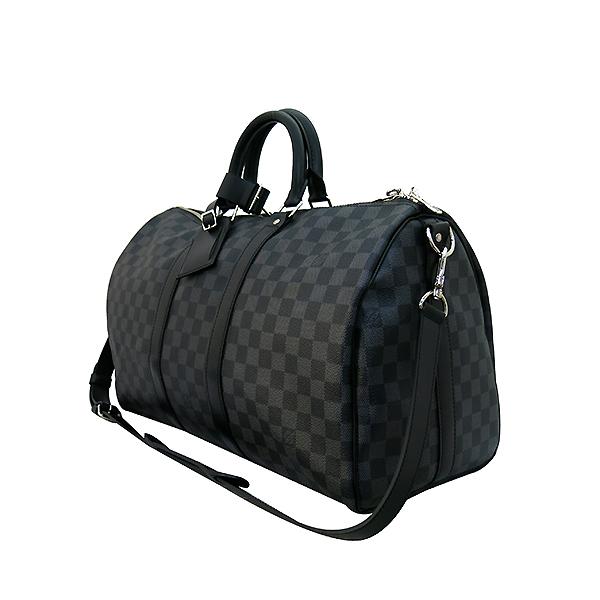 Louis Vuitton(루이비통) N41418 다미에 그라피트 캔버스 키폴 45 토트백 + 숄더 스트랩 [부산센텀본점] 이미지2 - 고이비토 중고명품