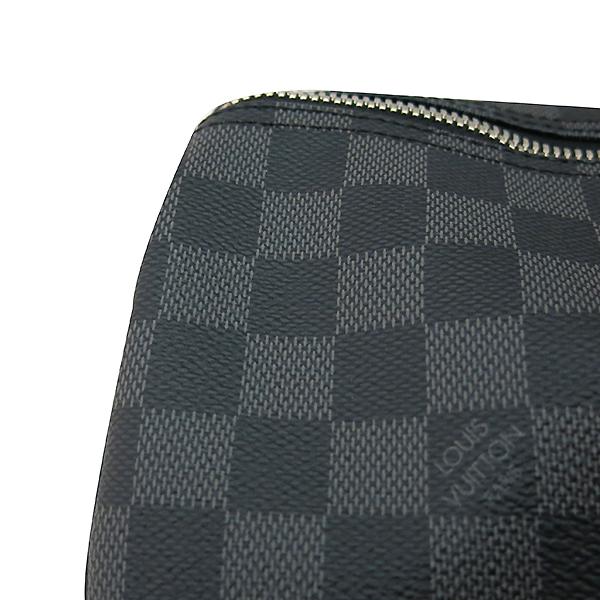 Louis Vuitton(루이비통) N41418 다미에 그라피트 캔버스 키폴 45 토트백 + 숄더 스트랩 [부산센텀본점] 이미지5 - 고이비토 중고명품