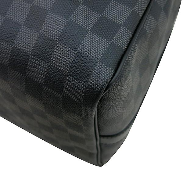 Louis Vuitton(루이비통) N41418 다미에 그라피트 캔버스 키폴 45 토트백 + 숄더 스트랩 [부산센텀본점] 이미지6 - 고이비토 중고명품
