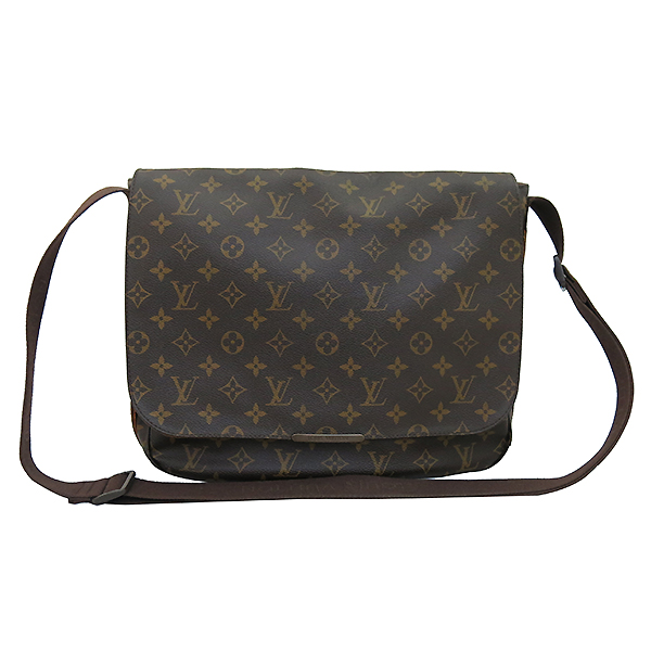 Louis Vuitton(루이비통) M97038 모노그램 캔버스 보부르 메신저 MM 크로스백 [부산센텀본점]