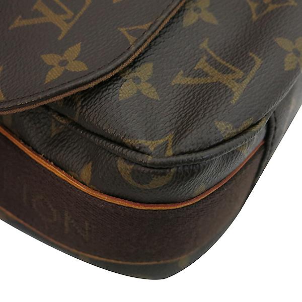 Louis Vuitton(루이비통) M97038 모노그램 캔버스 보부르 메신저 MM 크로스백 [부산센텀본점] 이미지5 - 고이비토 중고명품