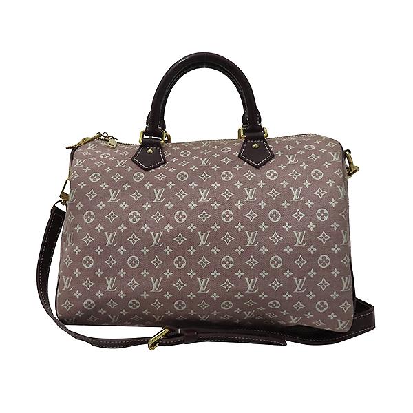 Louis Vuitton(루이비통) M56704 모노그램 이딜캔버스 세피아 스피디 반둘리에 30 토트백 + 숄더스트랩 2WAY [부산서면롯데점] 이미지2 - 고이비토 중고명품