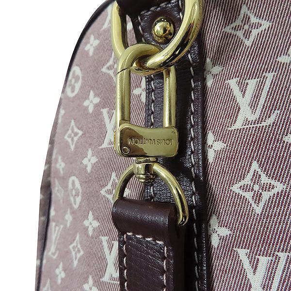 Louis Vuitton(루이비통) M56704 모노그램 이딜캔버스 세피아 스피디 반둘리에 30 토트백 + 숄더스트랩 2WAY [부산서면롯데점] 이미지5 - 고이비토 중고명품