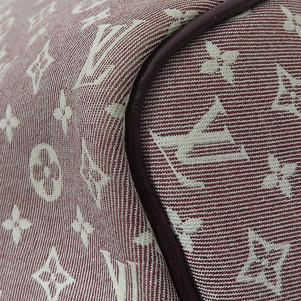Louis Vuitton(루이비통) M56704 모노그램 이딜캔버스 세피아 스피디 반둘리에 30 토트백 + 숄더스트랩 2WAY [부산서면롯데점] 이미지6 - 고이비토 중고명품