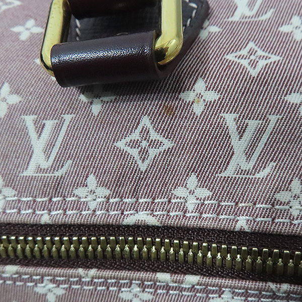 Louis Vuitton(루이비통) M56704 모노그램 이딜캔버스 세피아 스피디 반둘리에 30 토트백 + 숄더스트랩 2WAY [부산서면롯데점] 이미지7 - 고이비토 중고명품