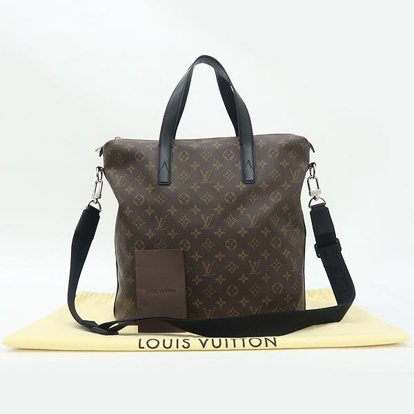 Louis Vuitton(루이비통) M40388 모노그램 캔버스 마카사르 키탄 2WAY [강남본점]