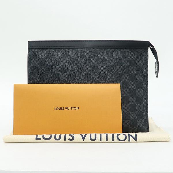 Louis Vuitton(루이비통) N41696 다미에 그라파이트 캔버스 포쉐트 보야주 MM 클러치 [강남본점]