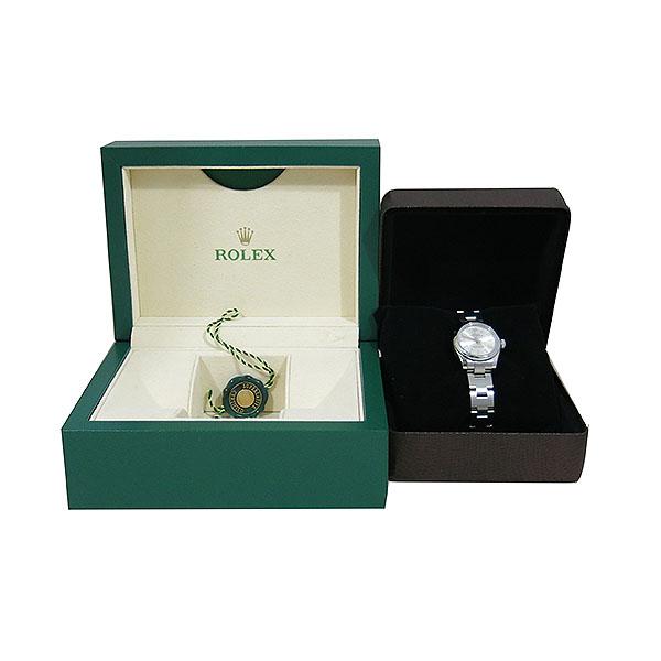 Rolex(로렉스) 176200 OYSTER PERPETUAL(오이스터 퍼페츄얼) 스틸 여성용 시계 [대구동성로점]