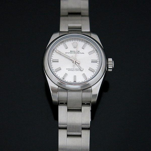 Rolex(로렉스) 176200 OYSTER PERPETUAL(오이스터 퍼페츄얼) 스틸 여성용 시계 [대구동성로점] 이미지2 - 고이비토 중고명품