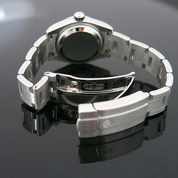 Rolex(로렉스) 176200 OYSTER PERPETUAL(오이스터 퍼페츄얼) 스틸 여성용 시계 [대구동성로점] 이미지5 - 고이비토 중고명품