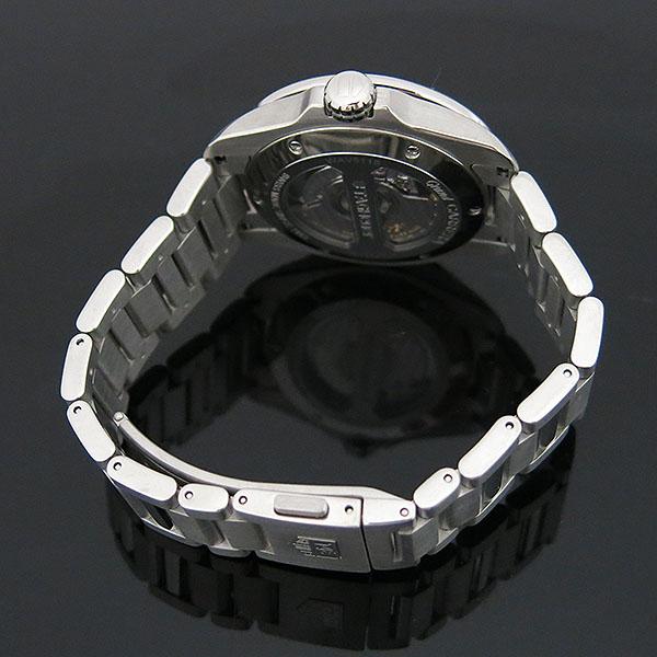 Tag Heuer(태그호이어) WAV511B BA0900 GARND CARRERA (그랜드까레라) 화이트 다이얼 바 인덱스 데이트 오토매틱 스틸 브레이슬릿 남성용 시계 [대구동성로점] 이미지4 - 고이비토 중고명품