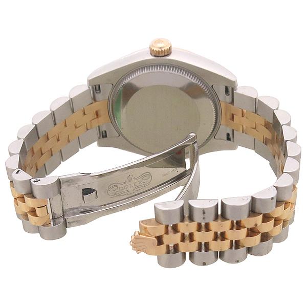 Rolex(로렉스) 178271 데이저스트 핑크골드 18K 콤비 10포인트 다이아 셋팅 중형 여성용 시계 [강남본점] 이미지4 - 고이비토 중고명품