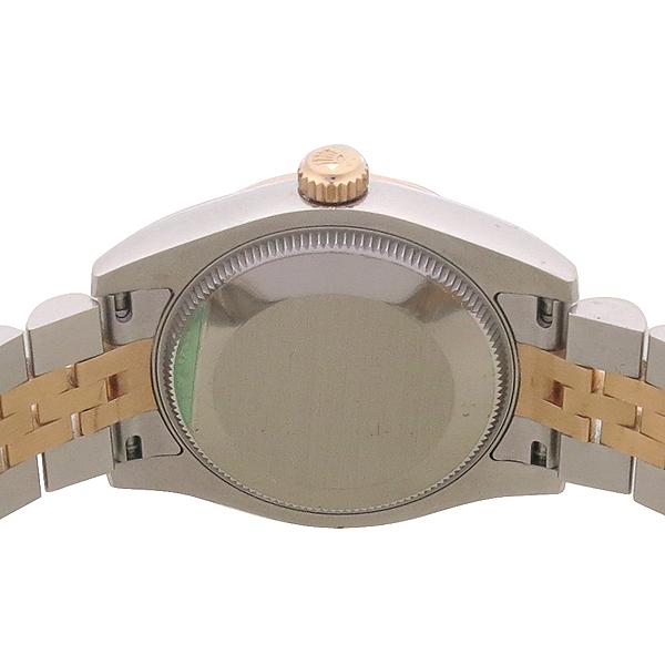 Rolex(로렉스) 178271 데이저스트 핑크골드 18K 콤비 10포인트 다이아 셋팅 중형 여성용 시계 [강남본점] 이미지5 - 고이비토 중고명품