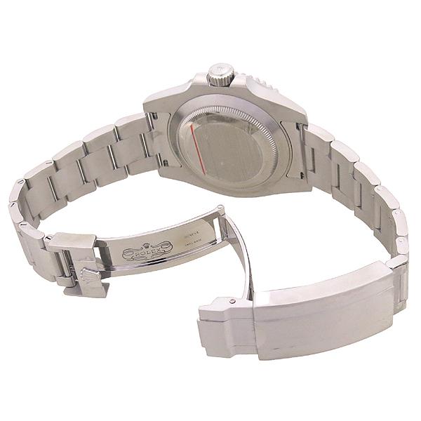 Rolex(로렉스) 114060 서브마리너 NON-DATE 블랙 세라믹 베젤 스틸 남성용 시계 [강남본점] 이미지4 - 고이비토 중고명품