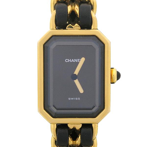 Chanel(샤넬) 프리미에르 L사이즈 금장 체인 여성용 시계 [강남본점]