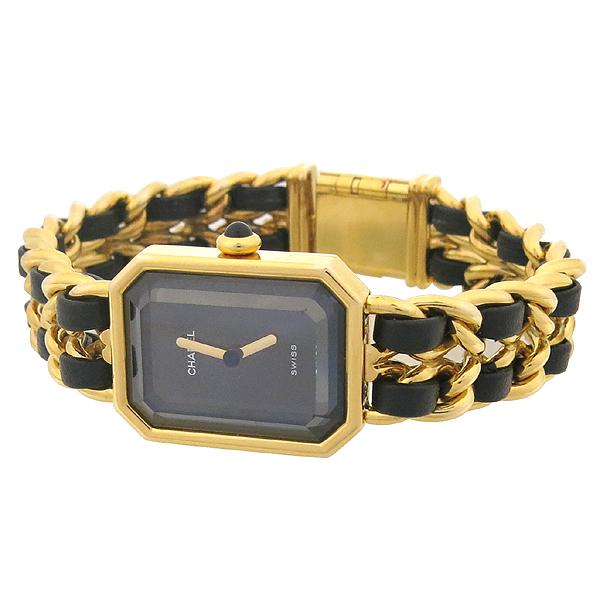 Chanel(샤넬) 프리미에르 L사이즈 금장 체인 여성용 시계 [강남본점] 이미지2 - 고이비토 중고명품