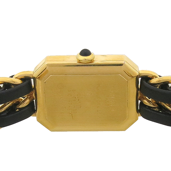 Chanel(샤넬) 프리미에르 L사이즈 금장 체인 여성용 시계 [강남본점] 이미지4 - 고이비토 중고명품