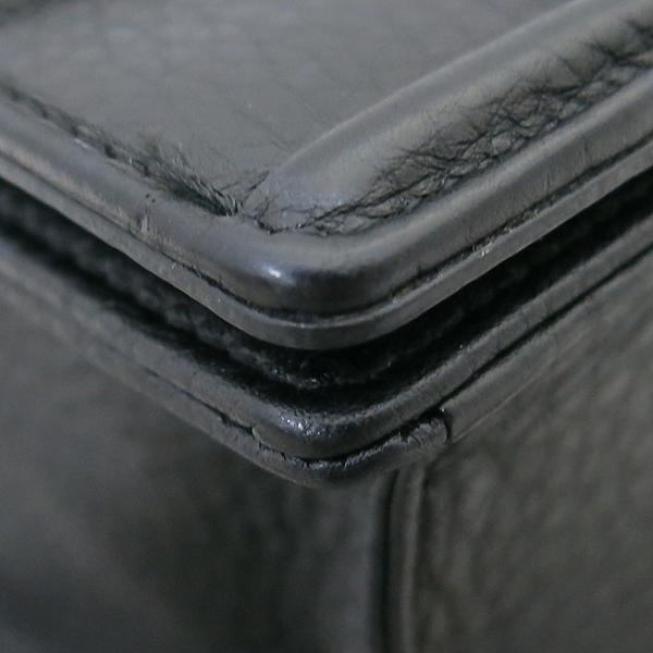 Dior(크리스챤디올) M0422OVKK 디올라마 블랙 레더 플랩 체인 숄더백 [부산센텀본점] 이미지5 - 고이비토 중고명품