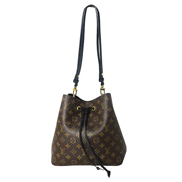 Louis Vuitton(루이비통) M44020 모노그램 캔버스 느와르 컬러 네오노에 버킷 숄더 겸 크로스백 [대전본점] 이미지2 - 고이비토 중고명품