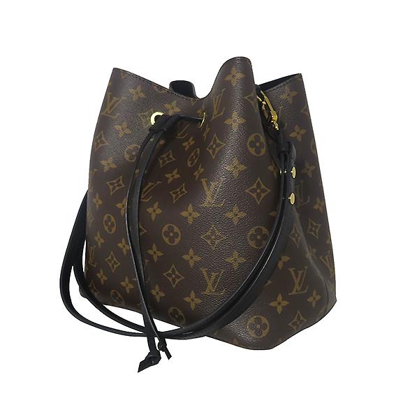 Louis Vuitton(루이비통) M44020 모노그램 캔버스 느와르 컬러 네오노에 버킷 숄더 겸 크로스백 [대전본점] 이미지3 - 고이비토 중고명품