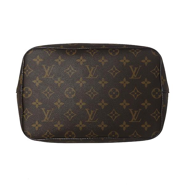 Louis Vuitton(루이비통) M44020 모노그램 캔버스 느와르 컬러 네오노에 버킷 숄더 겸 크로스백 [대전본점] 이미지4 - 고이비토 중고명품
