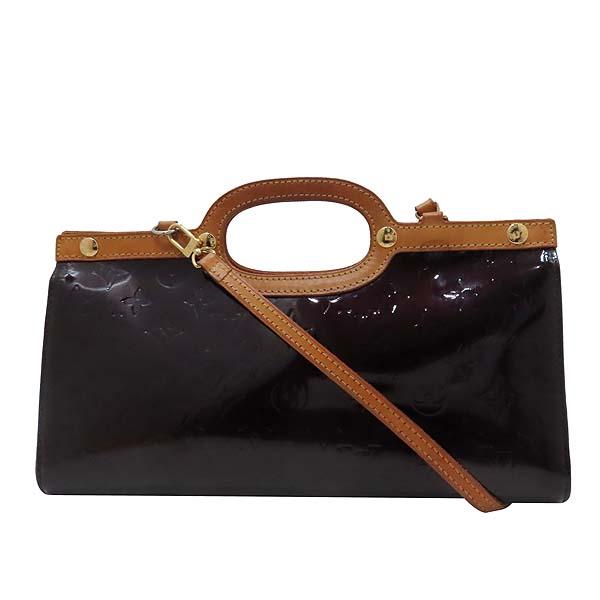 Louis Vuitton(루이비통) M91995 모노그램 베르니 아마랑뜨 룩스부리 드라이브 2WAY [인천점] 이미지2 - 고이비토 중고명품