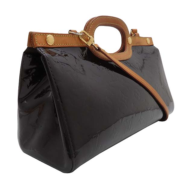 Louis Vuitton(루이비통) M91995 모노그램 베르니 아마랑뜨 룩스부리 드라이브 2WAY [인천점] 이미지3 - 고이비토 중고명품