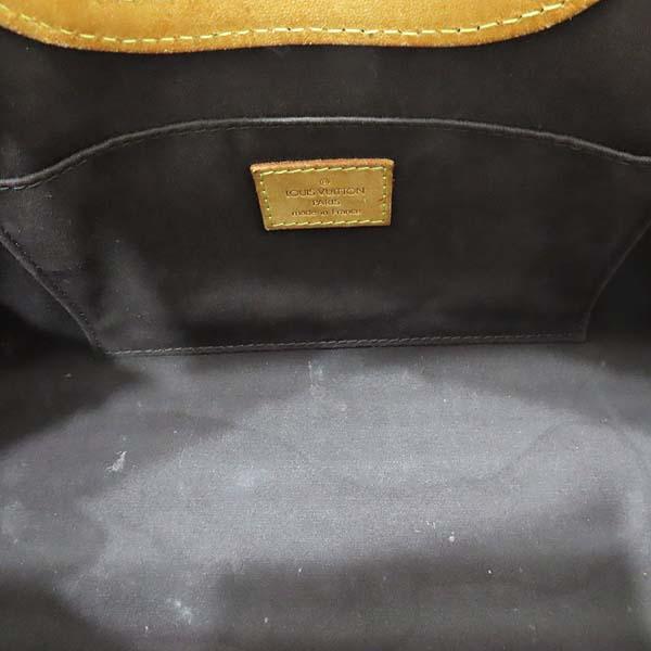 Louis Vuitton(루이비통) M91995 모노그램 베르니 아마랑뜨 룩스부리 드라이브 2WAY [인천점] 이미지7 - 고이비토 중고명품