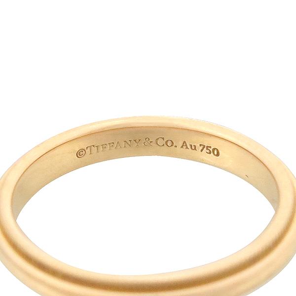 Tiffany(티파니) 18k(750) 핑크골드 밀그레인 3MM 반지- 15호 [강남본점] 이미지2 - 고이비토 중고명품