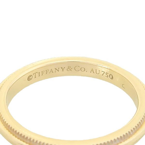 Tiffany(티파니) 18k(750) 핑크골드 밀그레인 2MM 반지 - 3.5호 [강남본점] 이미지2 - 고이비토 중고명품