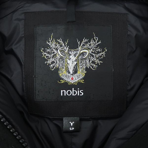 NOBIS(노비스) carla(카를라) 블랙 컬러 여성용 패딩 후드 점퍼 [강남본점] 이미지4 - 고이비토 중고명품
