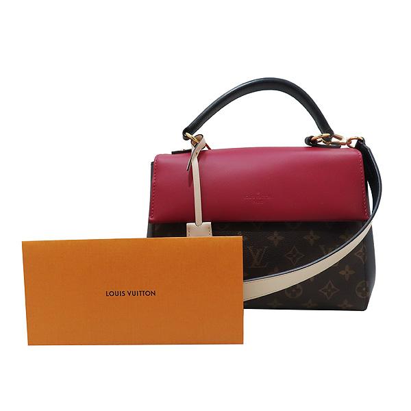 Louis Vuitton(루이비통) M44454 모노그램 캔버스 클루니 BB 토트백 + 숄더스트랩 [인천점]