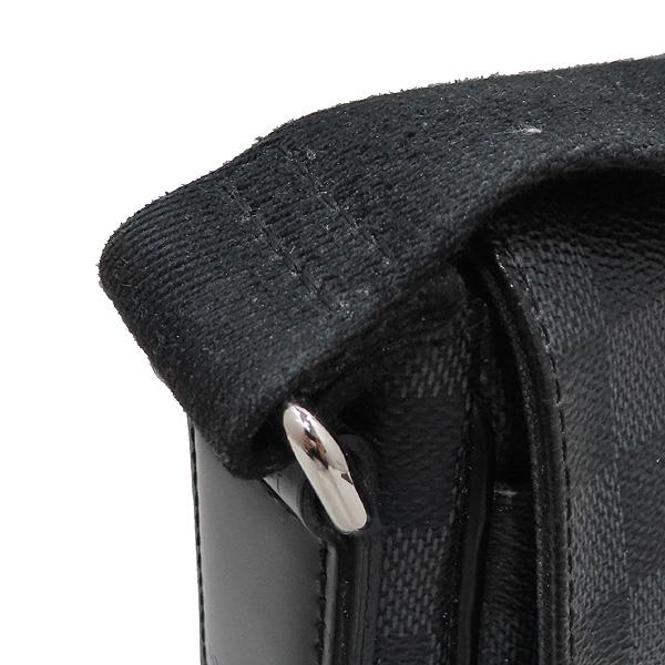 Louis Vuitton(루이비통) N41260 다미에 그라피트 캔버스 디스트릭트 PM 크로스백 [인천점] 이미지4 - 고이비토 중고명품