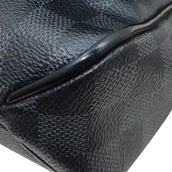 Louis Vuitton(루이비통) N41260 다미에 그라피트 캔버스 디스트릭트 PM 크로스백 [인천점] 이미지6 - 고이비토 중고명품