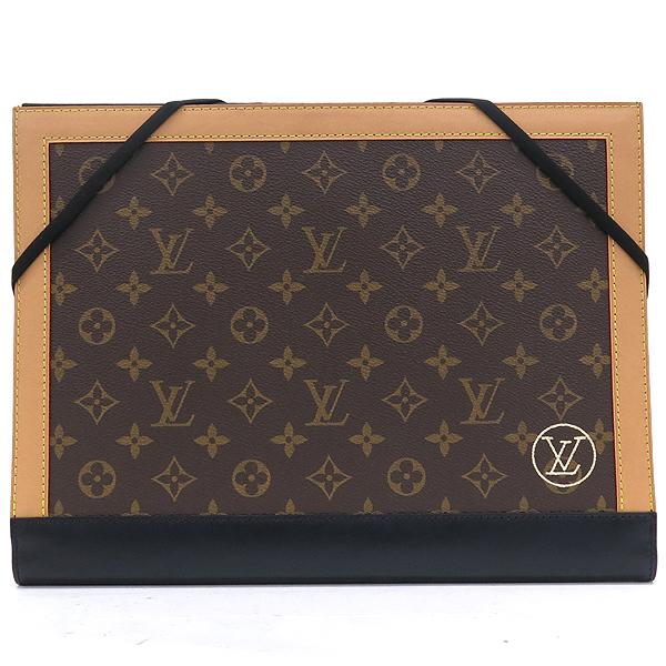 Louis Vuitton(루이비통) M68634 모노그램 캔버스 아트 폴더 클러치 [강남본점] 이미지2 - 고이비토 중고명품