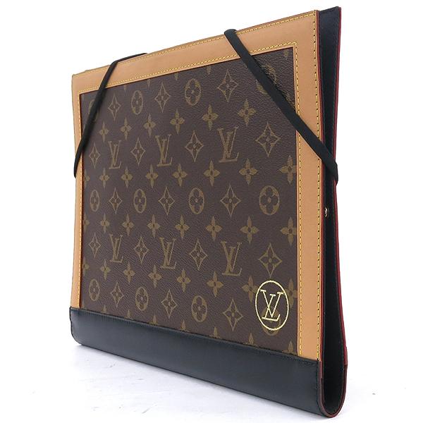 Louis Vuitton(루이비통) M68634 모노그램 캔버스 아트 폴더 클러치 [강남본점] 이미지3 - 고이비토 중고명품