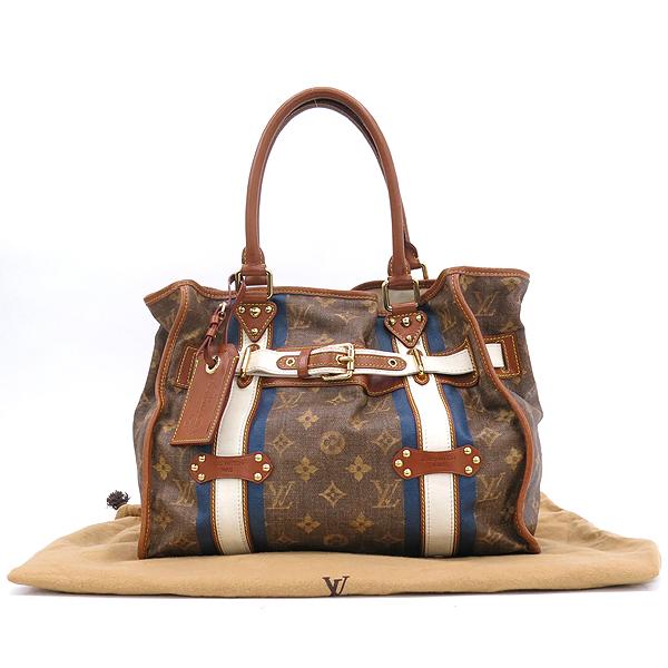 Louis Vuitton(루이비통) M56385 모노그램 티세 삭 라위르 GM 토트백 [강남본점]