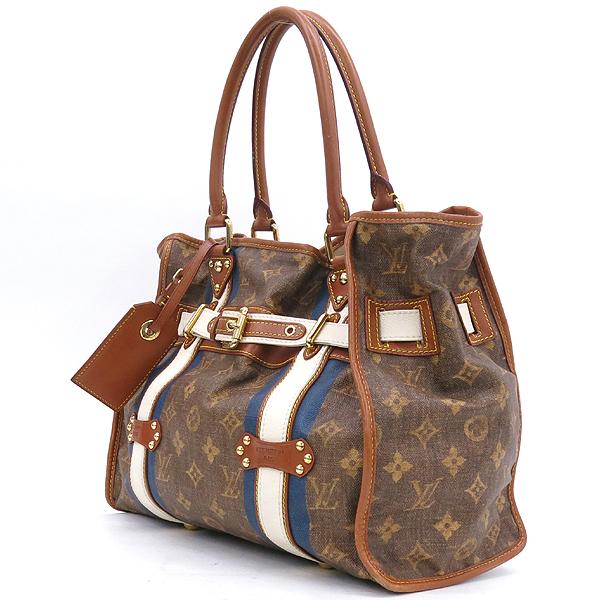 Louis Vuitton(루이비통) M56385 모노그램 티세 삭 라위르 GM 토트백 [강남본점] 이미지3 - 고이비토 중고명품