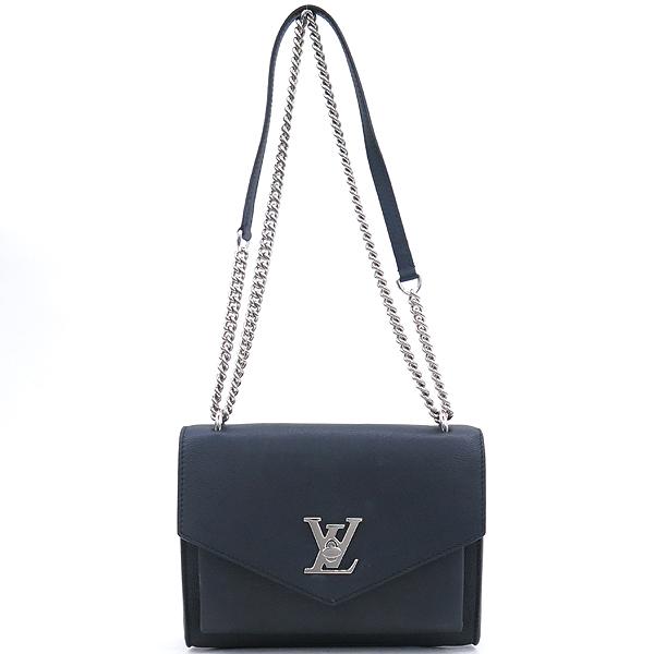 Louis Vuitton(루이비통) M51418 Noir(느와르) 컬러 MYLOCKME(마이락미) BB 체인 숄더백 겸 크로스백 [강남본점] 이미지2 - 고이비토 중고명품