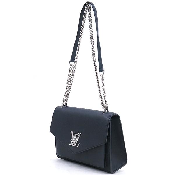 Louis Vuitton(루이비통) M51418 Noir(느와르) 컬러 MYLOCKME(마이락미) BB 체인 숄더백 겸 크로스백 [강남본점] 이미지3 - 고이비토 중고명품