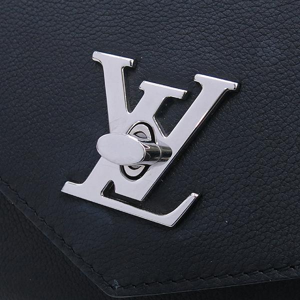 Louis Vuitton(루이비통) M51418 Noir(느와르) 컬러 MYLOCKME(마이락미) BB 체인 숄더백 겸 크로스백 [강남본점] 이미지4 - 고이비토 중고명품