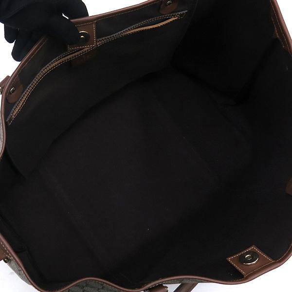 Gucci(구찌) 197954 GG 로고 PVC 바겟 쇼퍼 숄더백 [강남본점] 이미지5 - 고이비토 중고명품