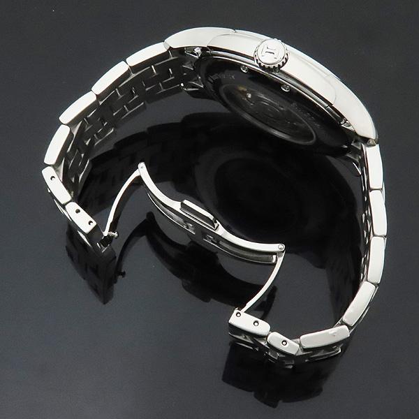 HAMILTON(해밀턴) H327150 JAZZMASTER(재즈마스터) 43MM 실버 다이얼 시스루백 데이트 스틸 오토매틱 남성용 시계 [인천점] 이미지5 - 고이비토 중고명품