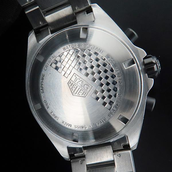 Tag Heuer(태그호이어) CAZ1010.BA0850 FORMULA 1(포뮬러 1) 블랙 다이얼 크로노그래프 43MM 쿼츠 스틸 남성용 시계 [인천점] 이미지6 - 고이비토 중고명품
